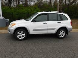 2005 Used Toyota RAV4 4dr Automatic 4WD at Fayetteville Autopark ...