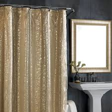 coral and brown shower curtain. gold shower curtain coral and brown