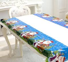 disposable table runners table covers disposable table cloths color printed festival decorations party table runner round