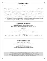 resume for teachers aide objectives   example good resume templateresume for teachers aide objectives