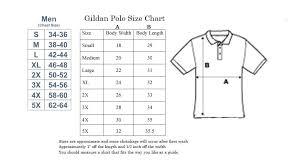 Gildan 50 50 Size Chart Gildan Dryblend Mens Polo Sport Shirt Jersey T Shirt 8800 Nwot Size S 5xl