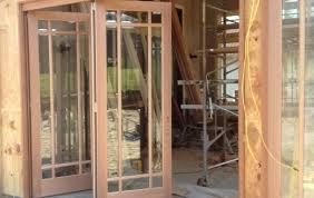 folding patio doors. Best Exterior Folding Patio Doors Contemporary Accordion Pertaining To 11