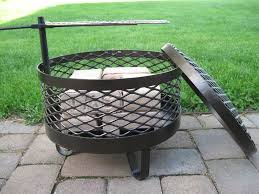 DIY Movable Fire Pit | Fire Pits | Pinterest | Portable fire pits ...