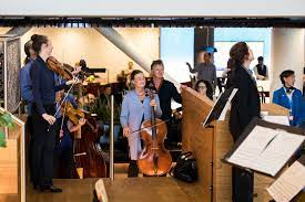 Netherlands beigetreten 12 nov 2009. The Netherlands Bach Society Gives Surprise Concert To Klm For 100th Anniversary