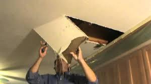 ceiling and ceiling drywall repair l