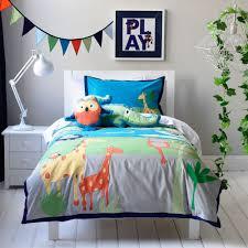 Owl Bedroom Accessories Adairs Kids Boys Jungle Safari Bedroom Quilt Covers Coverlets