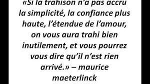 Beau Proverbe Belle Citation Sur La Vie Et Totale Confiance Trahison