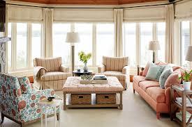 lake cabin furniture. In The Family Room, Overlooking Lake Joseph, Upholstered Furnishings And  Understated\u0026nbsp;hues Create Lake Cabin Furniture