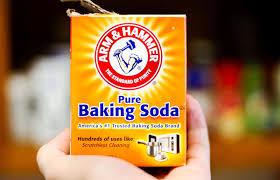 wasmachine baking soda