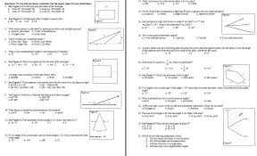Reasoning In Algebra And Geometry Worksheets Worksheets for all ...