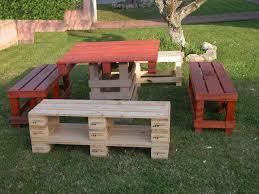 Tavoli Da Giardino In Pallet : Sedie per il giardino mobili in pallet