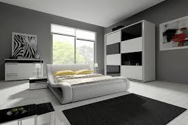 Hochglanz Schlafzimmer Mit Designerbett Möbel Für Dich Online Shop