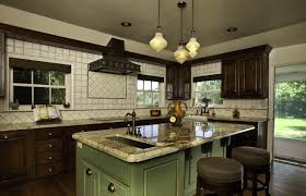 kitchen glass pendant lighting. Beautiful Kitchen Lighting Design Ideas White Glass Pendant Tile Mural Backsplash Green Lacquered