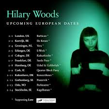 hello - Hilary Woods
