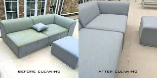 how to clean outdoor cushions cushions before u after cleaning with how to clean outdoor cushions clean patio cushions washing machine