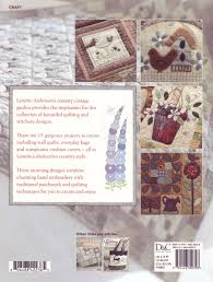 Book Review: Fresh From the Clothesline & Country Cottage Quilting ... & The book includes a Technique section which guides you through quilting and  embroidery basics. Country Cottage ... Adamdwight.com