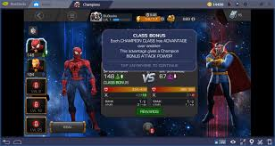 Marvel Contest Of Champions Class And Champions Guide