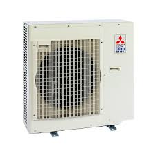 mitsubishi mxz 4b36na 1 mitsubishi mxz 4b36na 1 35 400 btu 18 seer multi zone ductless mini split heat pump outdoor unit 208 230v
