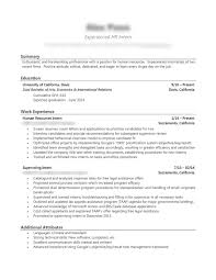 Amusing A Resume Example Examples Of Resumes     MyPerfectResume com