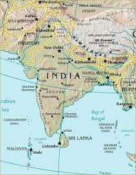 indian subcontinent map world atlas Map Of Asia Atlas terrain map of india, indian subcontinent, arabian sea map map of asia to label