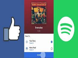 Streaming musik tanpa bikin mood jadi better dengan paket kuota aplikasi boostr dari axis! Pengguna Spotify Kini Bisa Bagikan Musik Favorit Ke Facebook Stories Blog Klikall