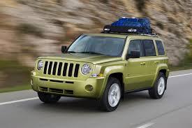 2009 jeep patriot back country concept conceptcarz com at
