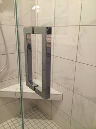 best cleaner for glass shower doors 8 square handle