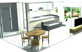 Separation De Cuisine Sejour Meuble Decomposed Granite Patio Plan