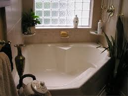 Garden Bathtub With Shower — Roswell Kitchen & Bath : Choosing ...