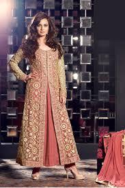 Latest Bollywood Salwar Suit Designs Latest Bollywood Diva Diya Mirza Party Wear Salwar Kameez