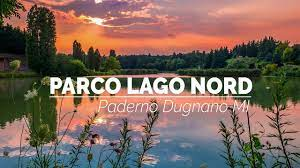 Parco Lago Nord - Paderno Dugnano (New Version) - YouTube
