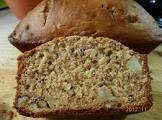 banana apple nut bread