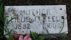 Lillie Fields Keel (1892-1950) - Find A Grave Memorial