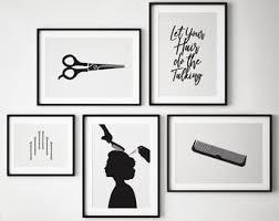 56 black hair salon stock illustrations and clipart. Hair Salon Art Etsy