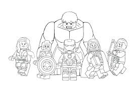 Coloring Marvel Superhero Coloring Pages In Addition To Superheroes