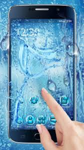 water drops themes hd wallpapers 3d icons