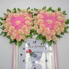 2017 Wedding Wedding Car Decoration Wedding Room Home Decorating Artificial Flower Decoration For Home
