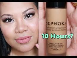 sephora collection makeup reviews