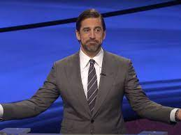 """Aaron Rodgers' """"Jeopardy"""" hosting gig"""