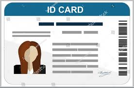 Blank School Id Template 032 Download Id Card Format Photoshop Template Ideas