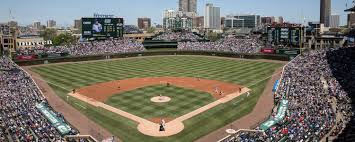 Wrigley Field Seating Chart Prices Wrigley Field Tickets Chicago Stubhub