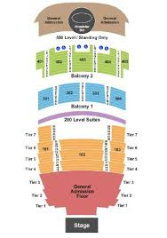 Arvest Midland Seating Chart Arvest Bank Theatre At The Midland Tickets And Arvest Bank