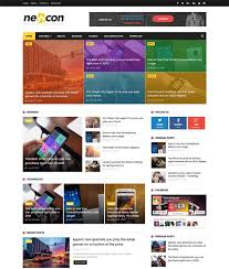 responsive blogger templates 100 free responsive blogger templates 2018 freshdesignweb