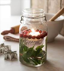 Glass Jar Table Decorations 100 Best Cheap Mason Jar Centerpiece Ideas DIY To Make 44