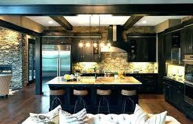 kitchen interior medium size rustic kitchen islands island designs plans simple small ideas