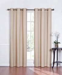 Sears Bedroom Curtains Thermal Foam Backed Curtain Keep Temperatures At Bay With Kmart