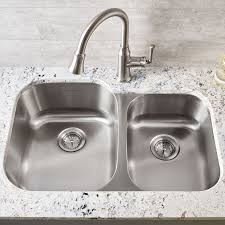 kitchen sinks and faucets menards uk where to stainless steel undermount projectline