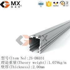 superb aluminum sliding door track aluminium sliding door track profiles supplier china aluminium sliding door track