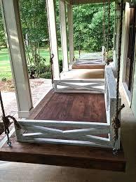 Best 25+ Porch swing beds ideas on Pinterest | Swing beds, Porch swings and Porch  bed