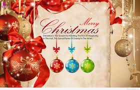 wishes merry christmas quotes with greetings wallpapers